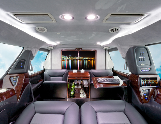 Cadillac Escalade Ceo Executive Review And Pictures New