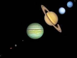 Οι εννέα πλανήτες