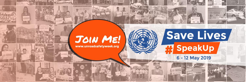 5ta. semana mundial por la seguridad vial