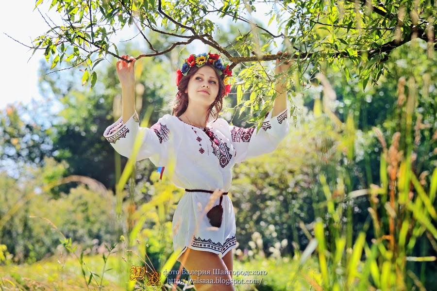 украинская красавица чернигов