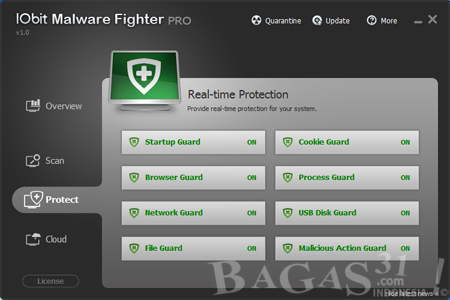 IObit Malware Fighter 1.0 Final + Patch 4