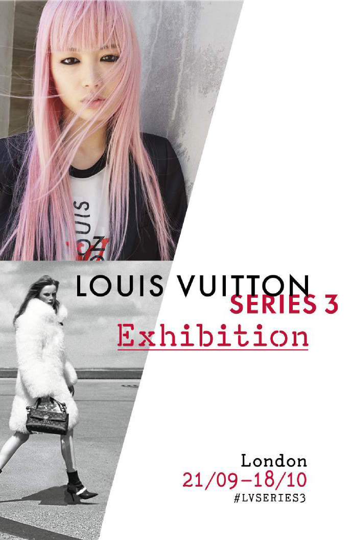 #LVSERIES3 Louis Vuitton Series 3 exhibition preview / interview with Nicolas Ghesquiere viia fashionedbylove.co.uk british fashion blog