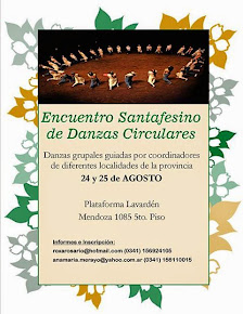 Encuentro Santafesino de Danzas Circulares