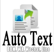 AutoText Ababil - Terbaik dan Terbaru
