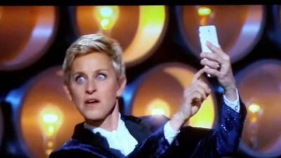 Samsung Galaxy S5 Kuasai Publisitas Saat Ajang Oscar 2014