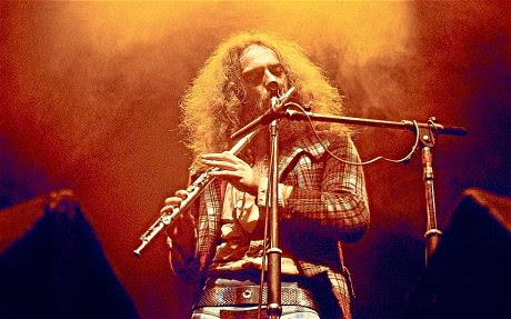 Ian Anderson of Jethro Tull -- Telegraph Article
