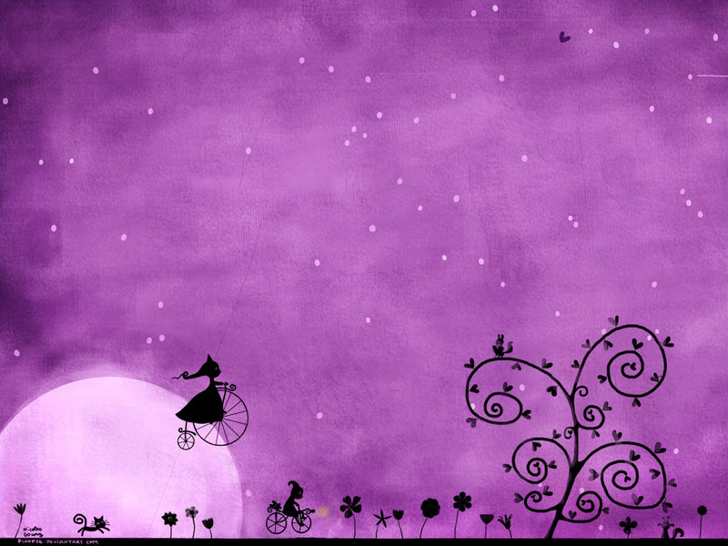 Purple #6 - PAPERBACK ** Like New - Mint **