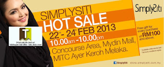 SimplySiti Hot Sale MITC 2013