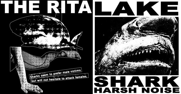LAKE SHARK HARSH NOISE: Home of THE RITA and BT. HN.