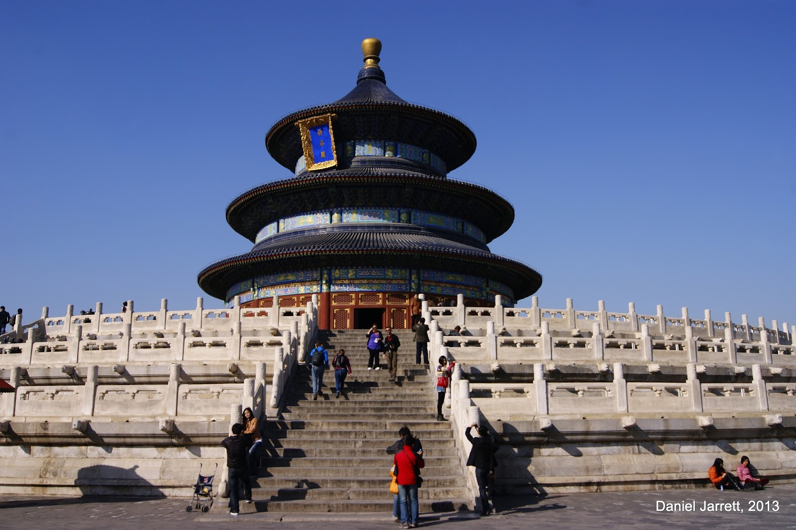 Temple of Heaven Park, Hall of Prayer for Good Harvests