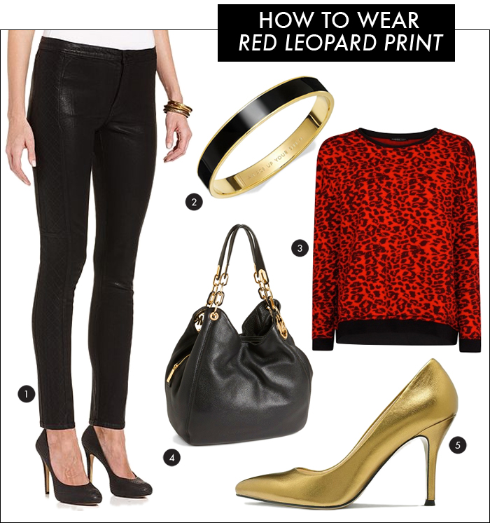 leopard print, trends, michael kors, sale at Macy's, nine west, flax pump, kate spade, mango
