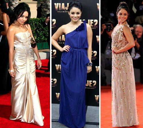 И мини платья актрисы