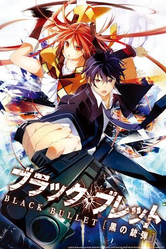 Black Bullet Full Tập Lồng tiếng