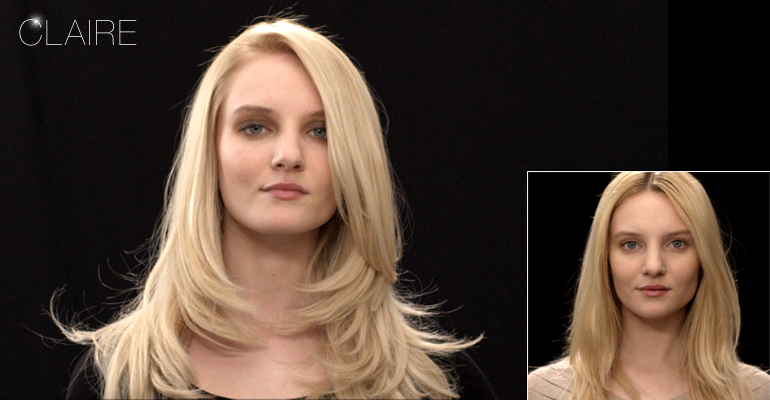 Going blonde 2013 makeover ultrablond reviews wonderful for Claire nevers wikipedia
