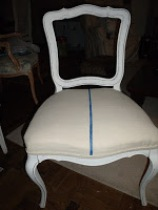 La Petite French Chair