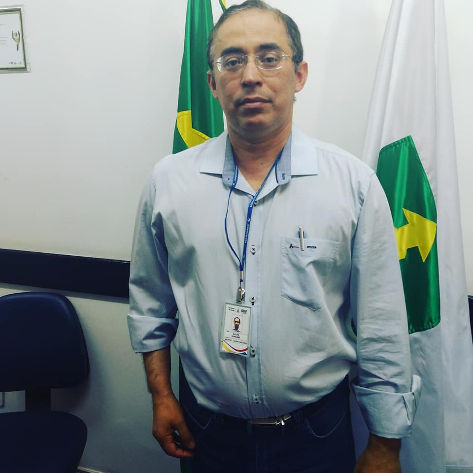 DIRETOR DO HRG/ ALAN DUAILIBE
