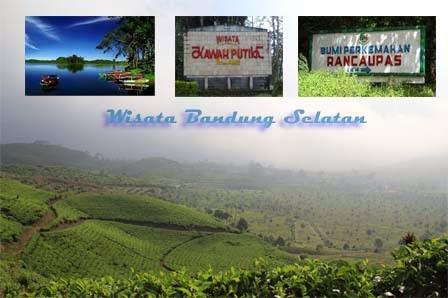 Wisata Bandung Selatan (ciwidey)