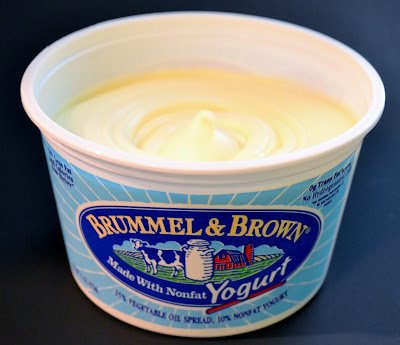 Brummel & Brown, Yogurt, Healthy, Thanksgiving, Recipe