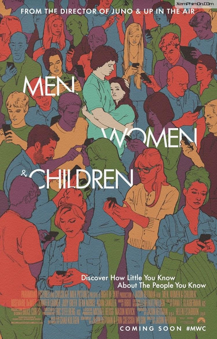 Đàn Ông, Phụ Nữ Và Trẻ Thơ Vietsub