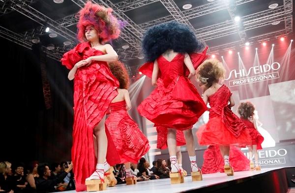 Shiseido Professional, Beauty Innovator Award 2015, BIA2015, haircare, styling, makeup, fashion trends