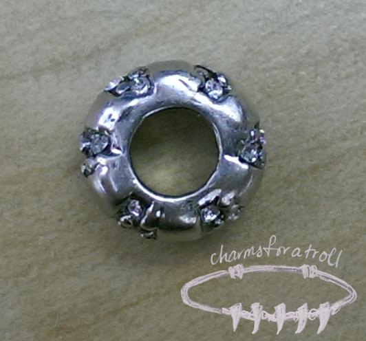 Sea Urchin Charm Bead