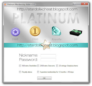 how to get platinum membership on stardoll for free, free platinum membership on stardoll, stardoll platinum membership,