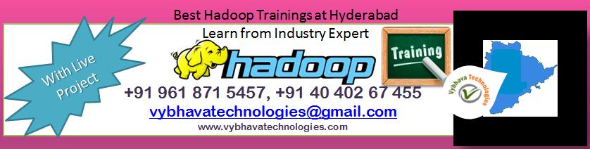 HADOOP development course