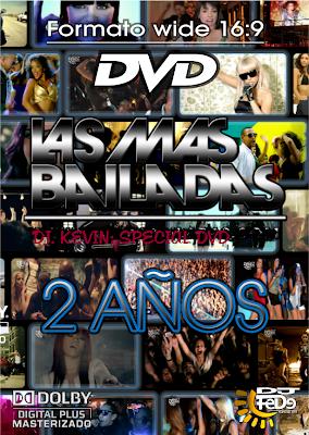 Las Mas Bailadas 2 a�os � Especial DVD