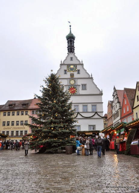Christmas Markets, Rothenburg, Germany