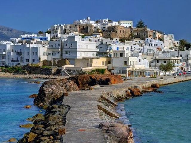 Vacanze Naxos, Grecia