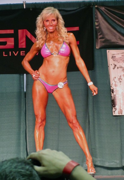 My first NPC competition at 47 years old!