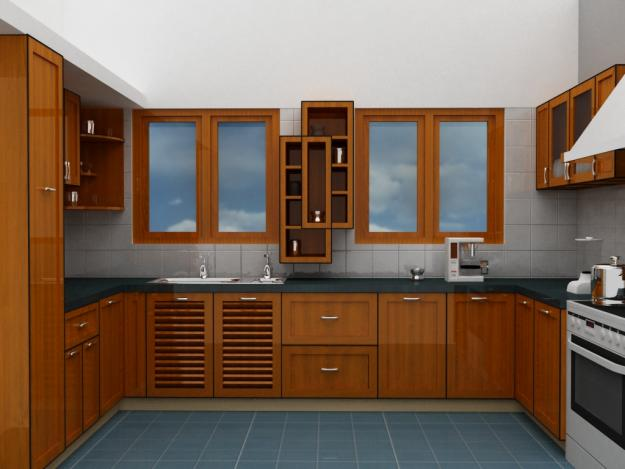Wooden cabinets home wood works furniture designs ideas for House furniture ideas