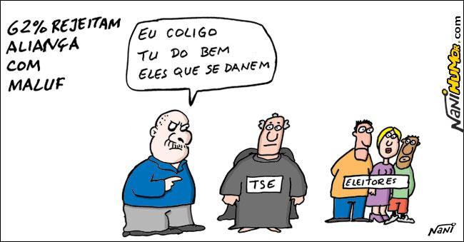 """Lula conjuga o verbo """"coligar"""""""
