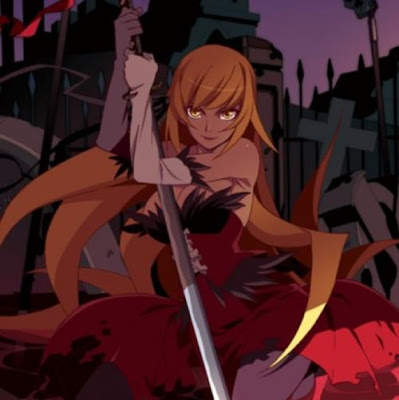 1. KissShot Acerola-Orion Heart Under Blade (Kizumonogatari)