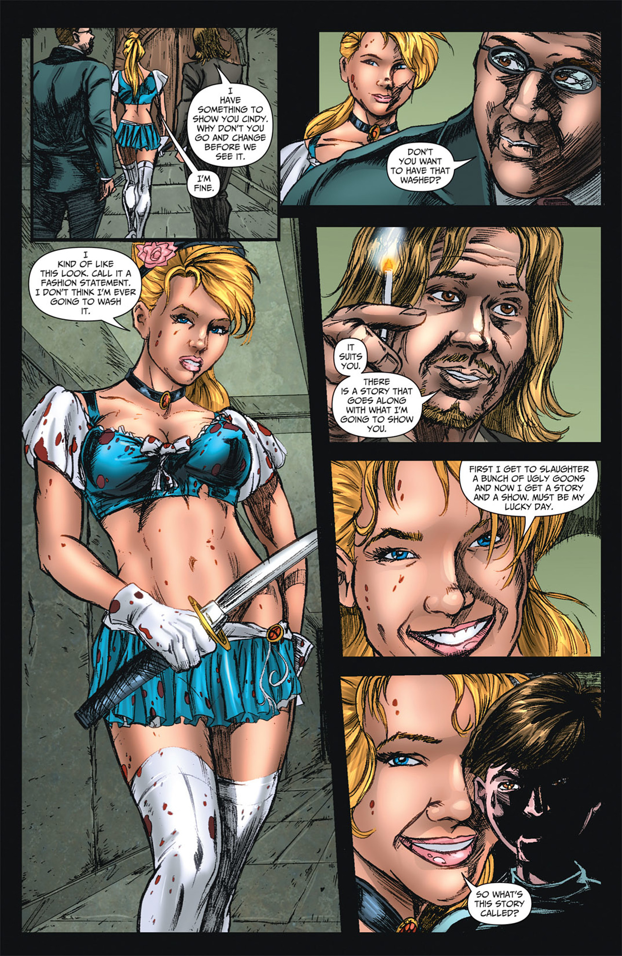 Grimm Fairy Tales (2005) Issue #47 #50 - English 8
