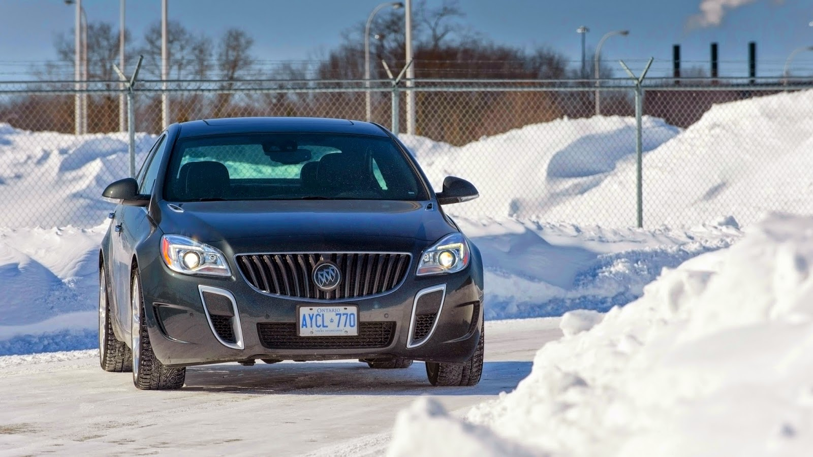 Buick Regal: Brake Assist