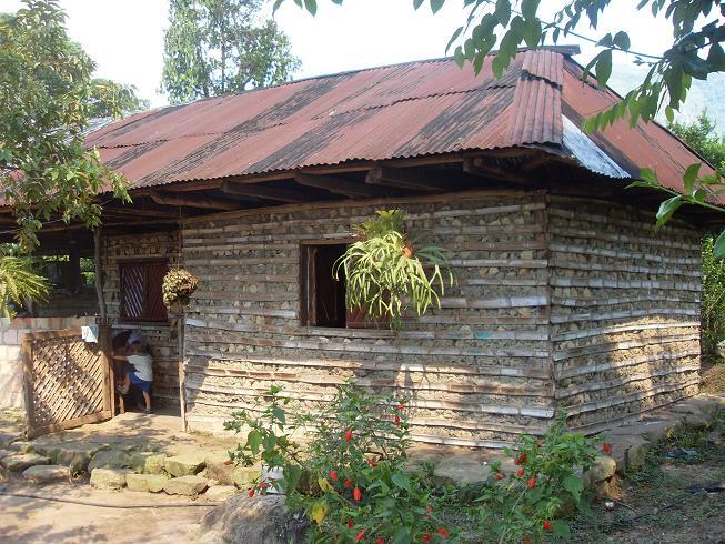 Mazateca - Casa rural de madera ...
