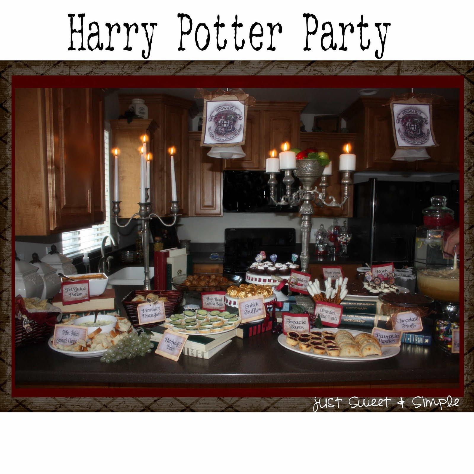 Harry potter food recipes easy Food easy recipes