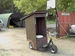 rv toilet, loo
