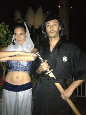 Daniela Ruah en Halloween