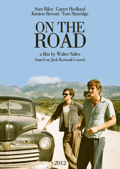 ON  THE ROAD -PRIMER TRAILER-