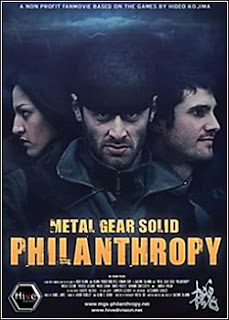 Metal Gear Solid Philanthropy DVDRip RMVB - Legendado