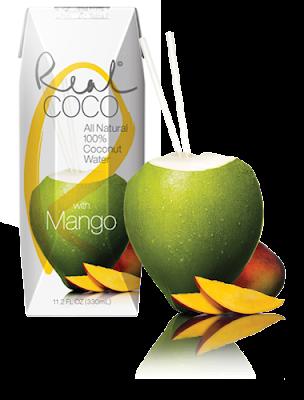 Real Coco sabor mango