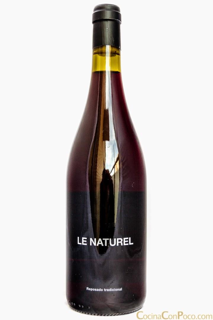 Le Naturel - Vino natural sin sulfitos - Vintae