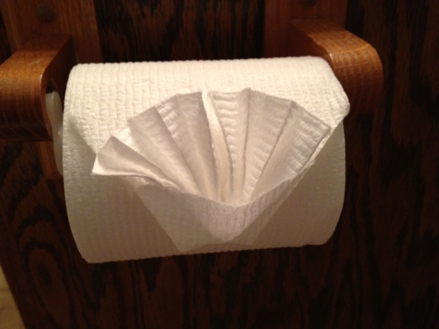 My Creative Corner Toilet Paper Folding Happy 4th Of July