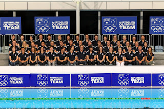 Next London Olympics 2012 : Australian Swimming Team Better Prepared for Games than the USA