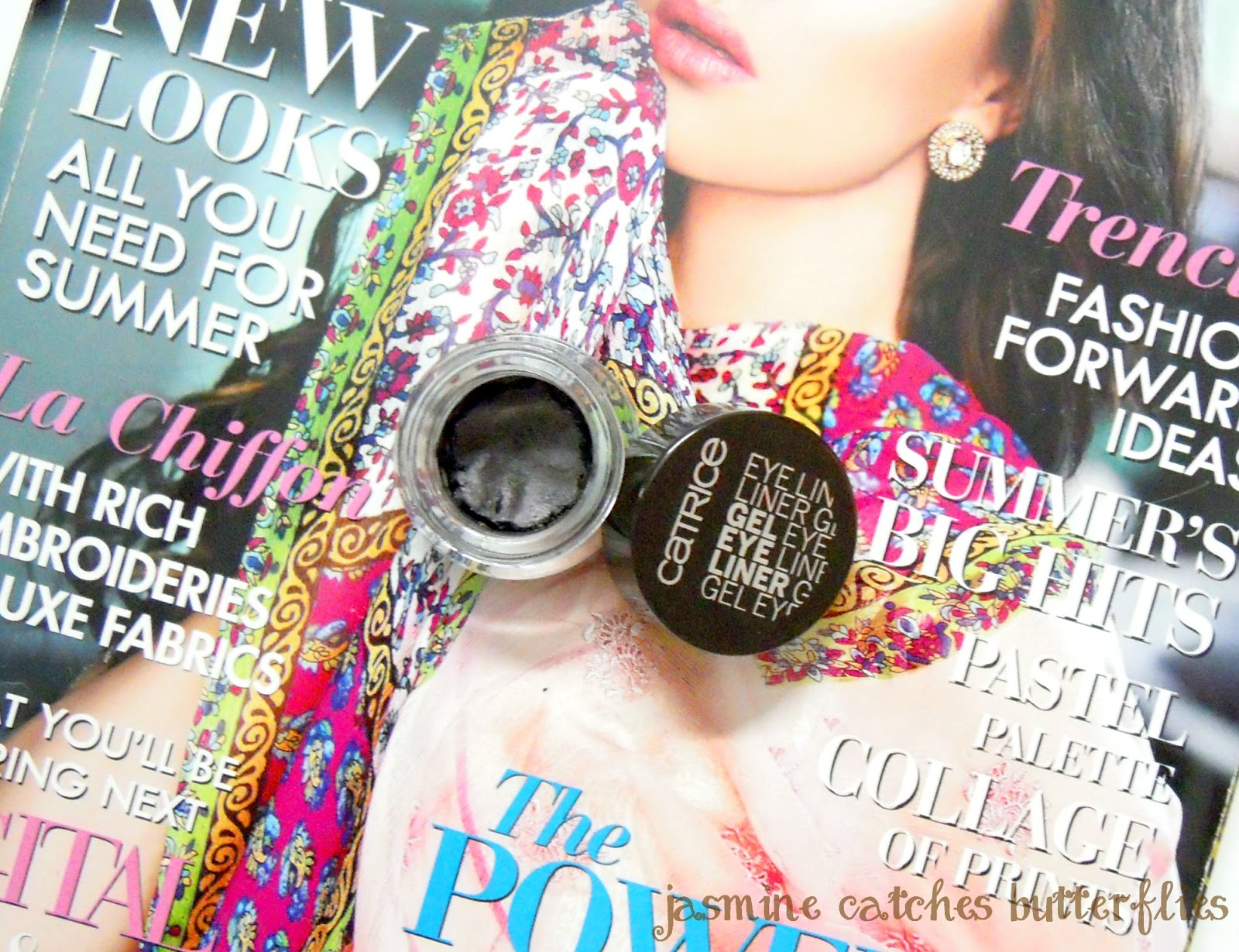 Catrice Gel Eye Liner - 020 It's Mambo Nr.2 | Review and Swatches