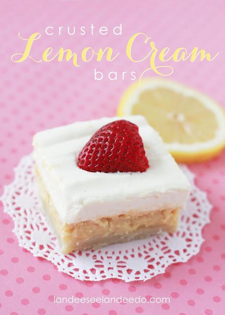 30 Citrus Sweet Treats