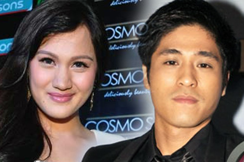 Melissa Ricks and Paul Jake Castillo separated [Photo courtesy of ABS-CBN News]