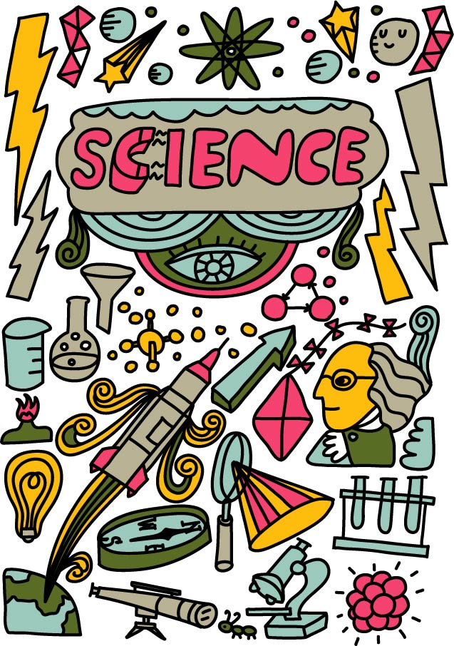 English science subjects for college